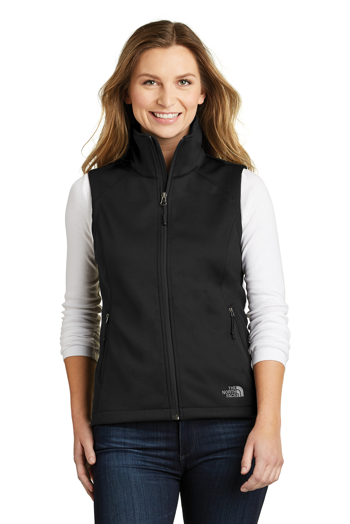 79adffc9c The North Face® NF0A3LH1 - Ladies Ridgeline Soft Shell Vest