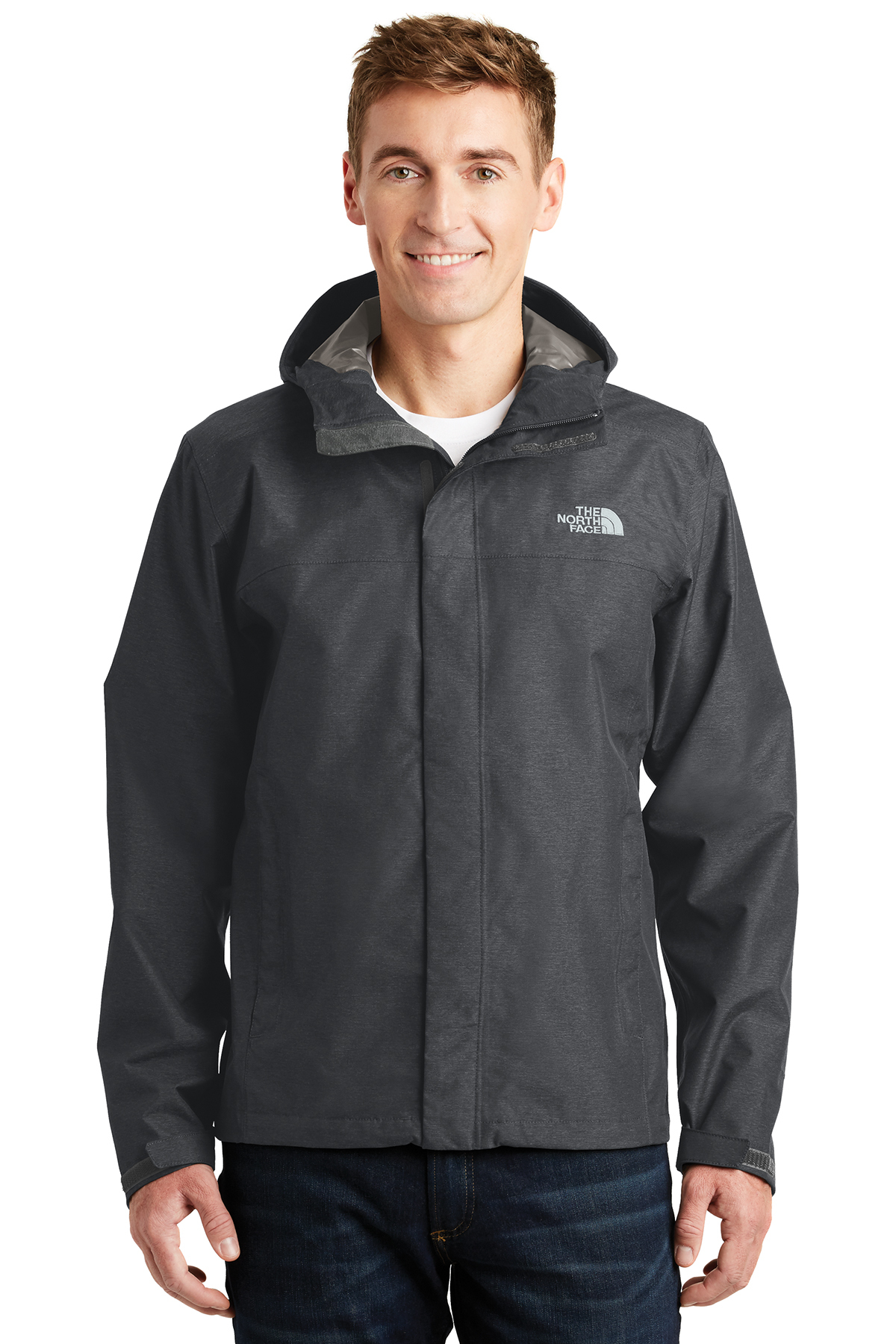 click to view TNF Dark Grey Heather