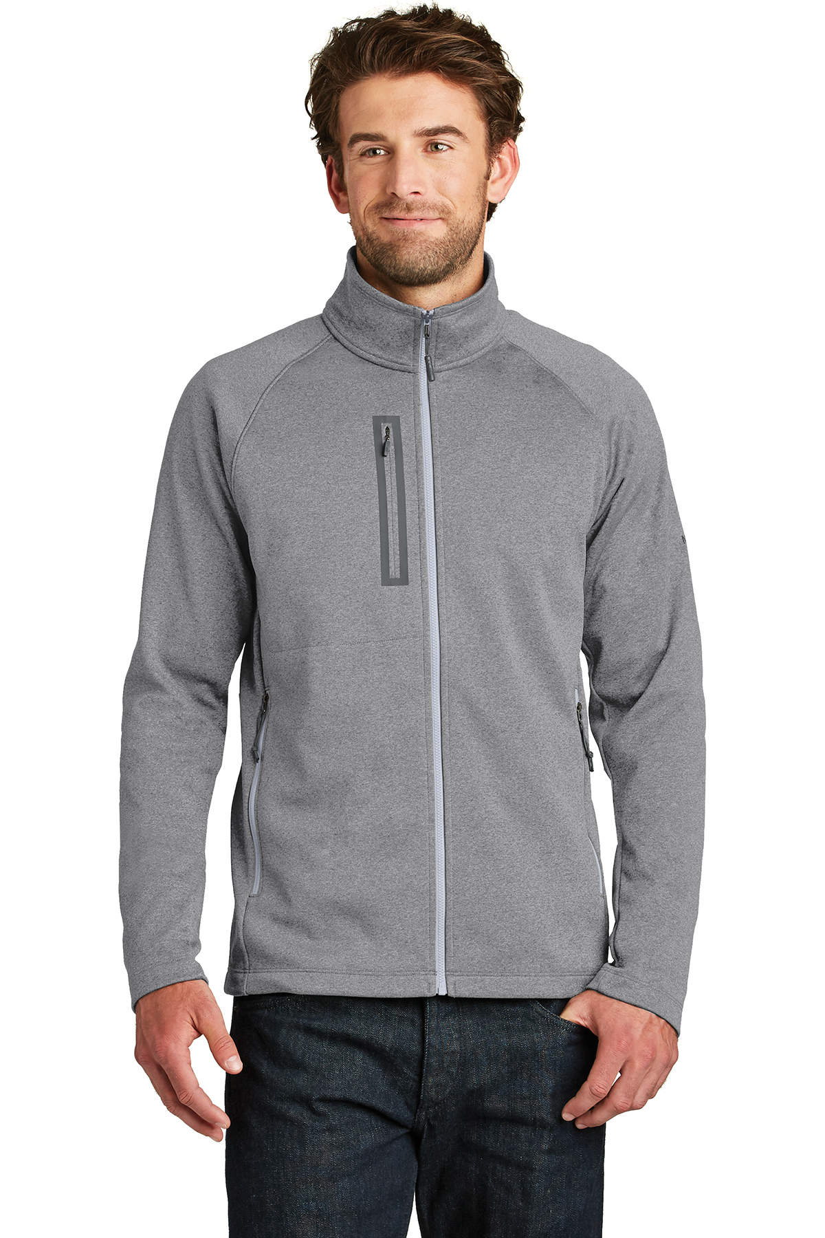 click to view TNF Medium Grey Heather