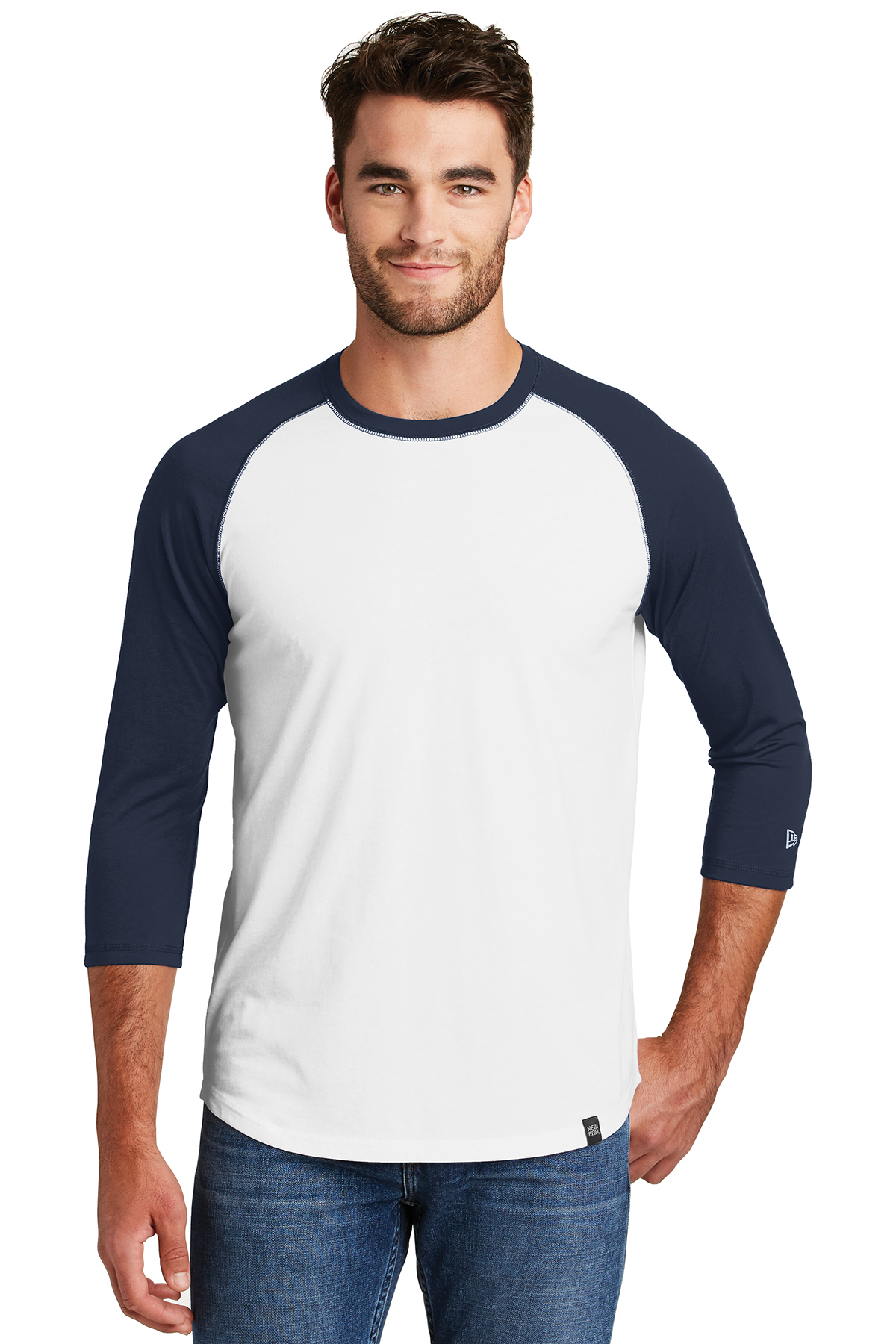 click to view True Navy/ White