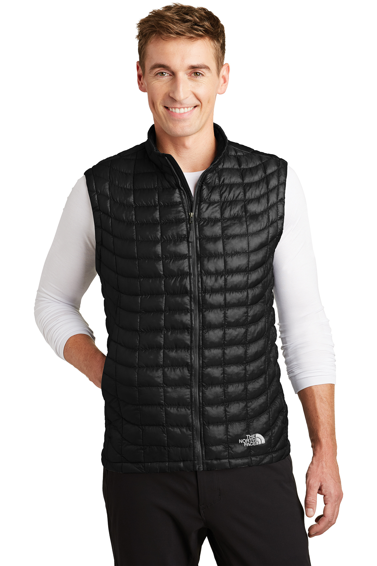 fcb01fef14f9 The North Face® NF0A3LHD - Men s ThermoBall™ Trekker Vest  147.51 ...