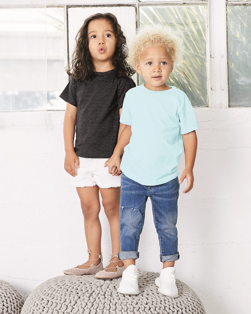 CANVAS Toddler Jersey Tee 3001T BELLA