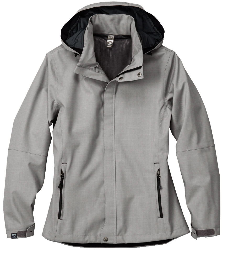 click to view Light Heather Gray/Black