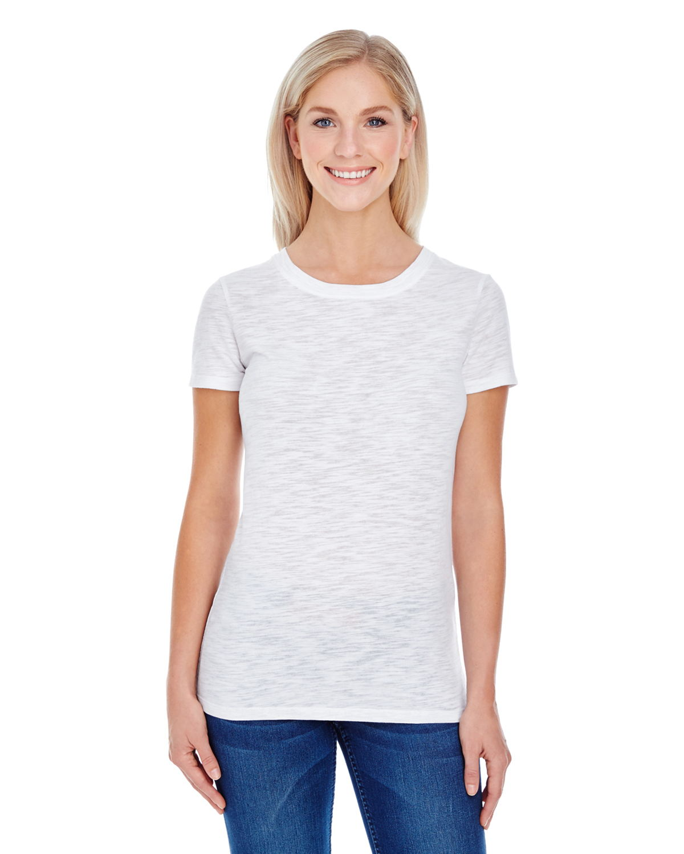 fc03dc97 Threadfast Apparel 201A - Ladies Slub Jersey Short-Sleeve T-Shirt ...