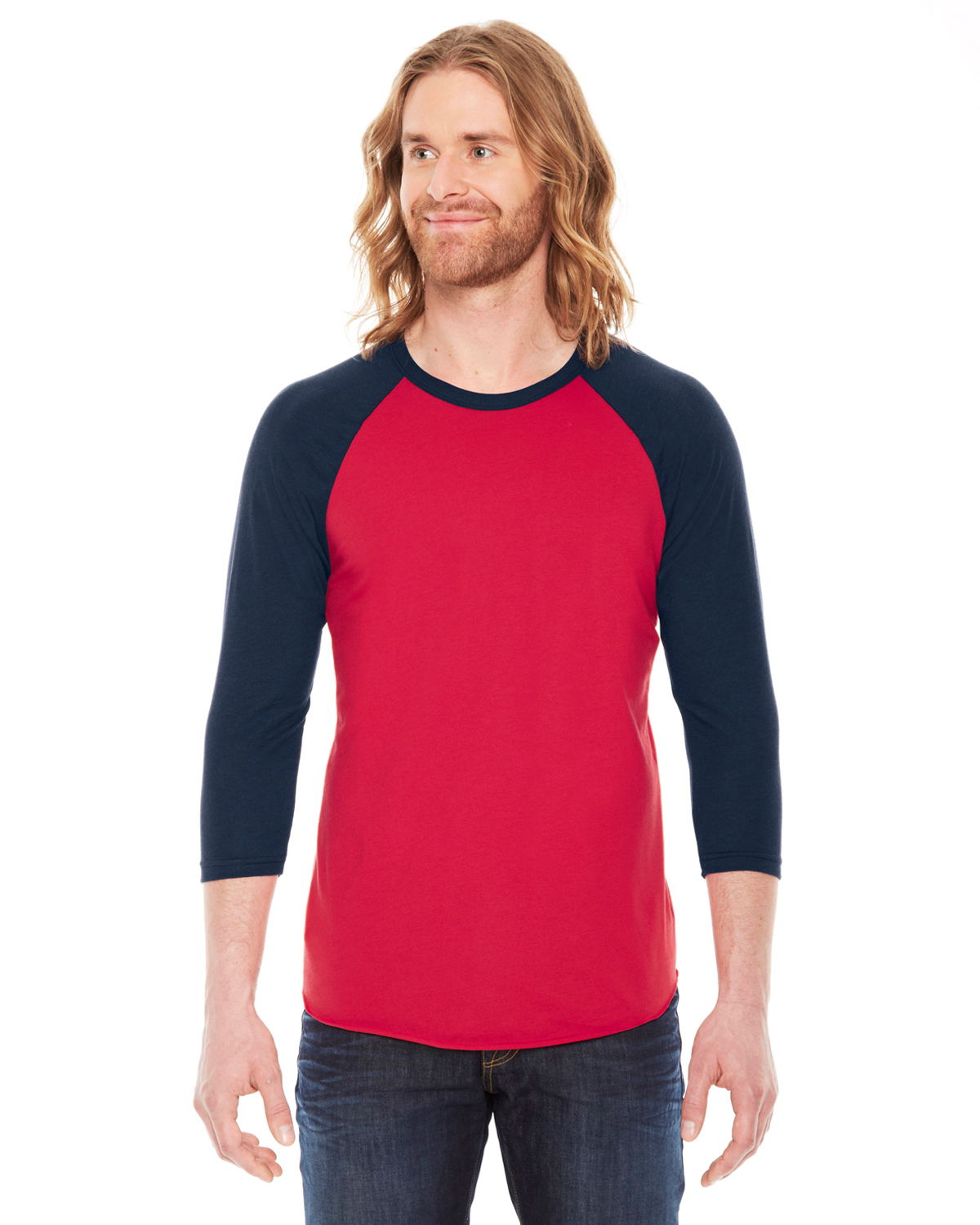 click to view Red/ Navy