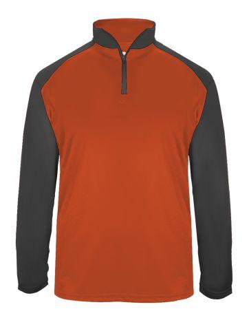 click to view Burnt Orange/ Graphite