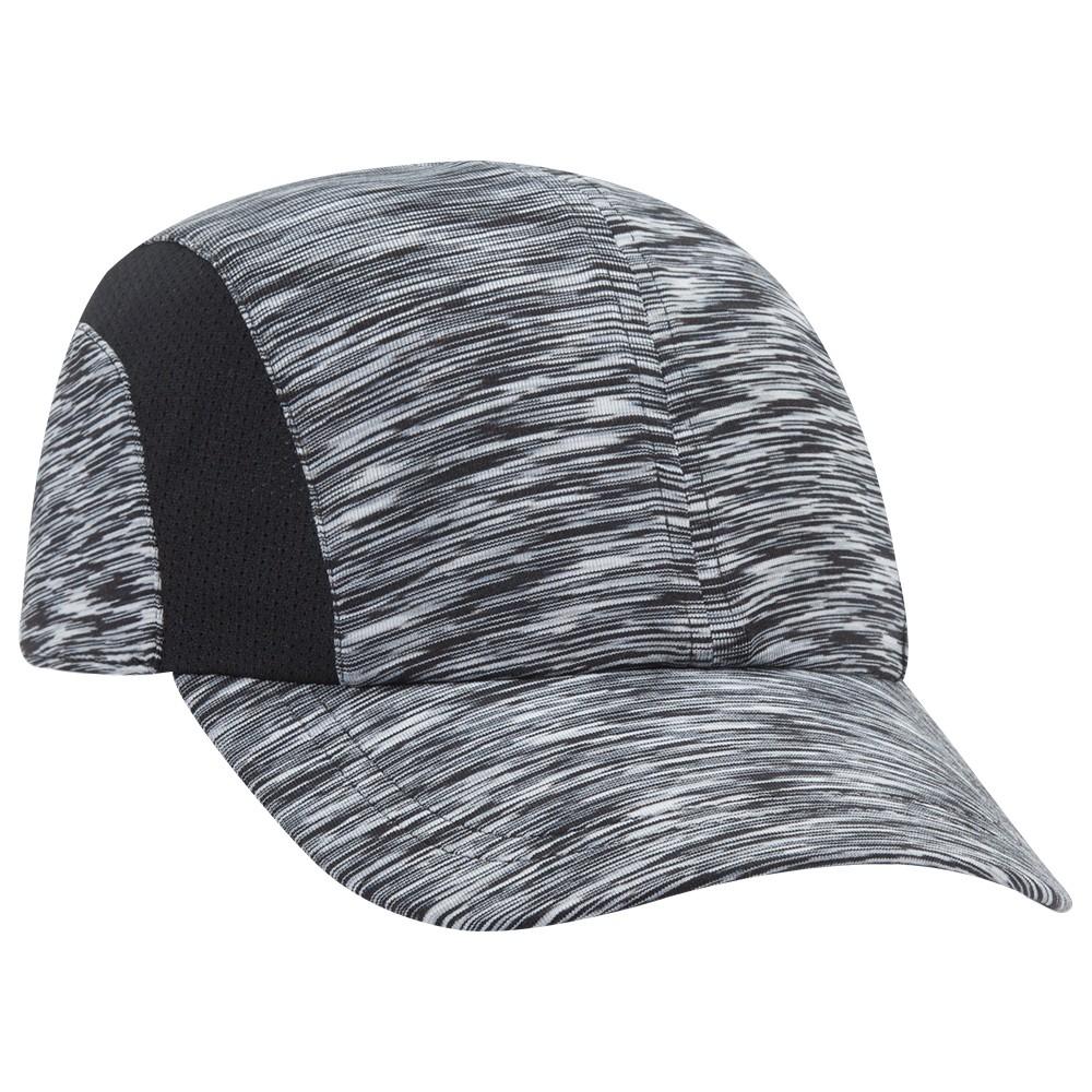 Ottocap 133-1241 - 6 Panel Polyester Jersey Knit Running Cap  11.25 ... 5b537e00226