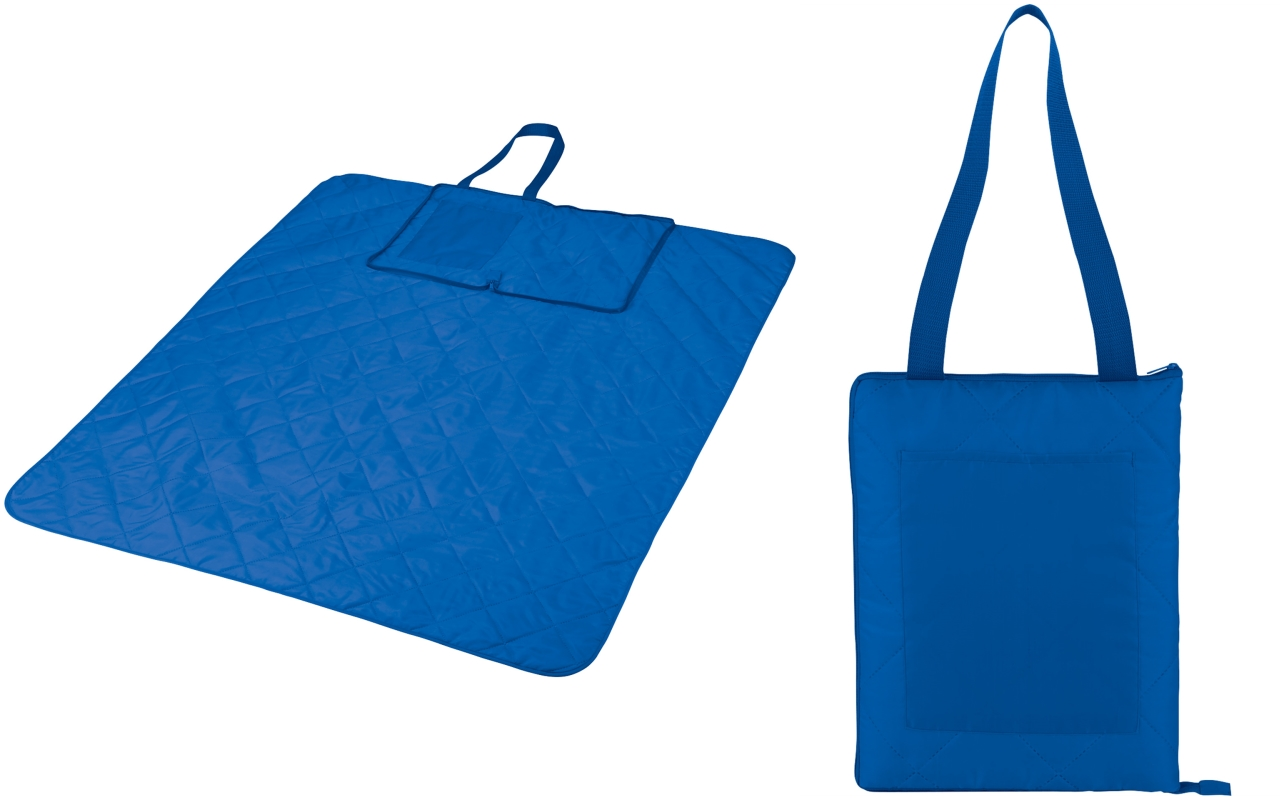 Leeds 1080 48 Fold Up Picnic Blanket With Carrying Strap