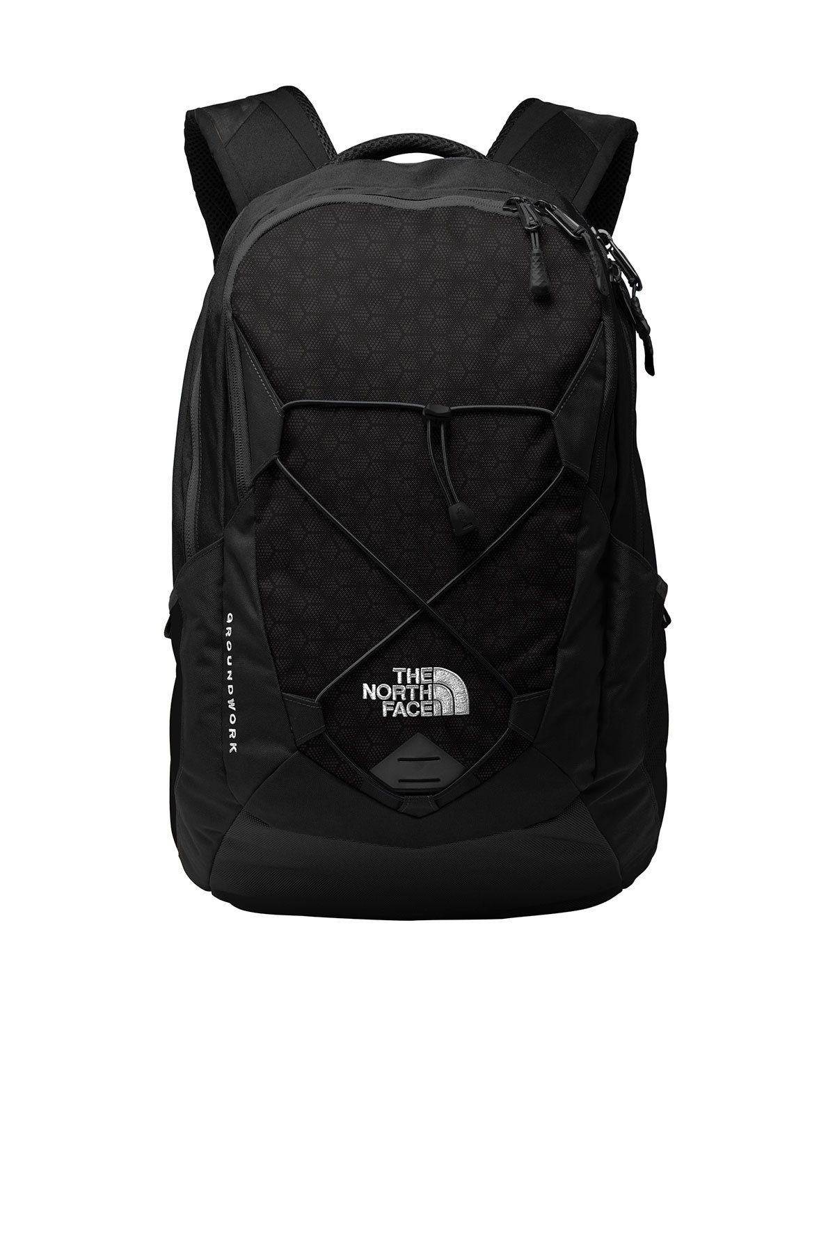 click to view TNF Black