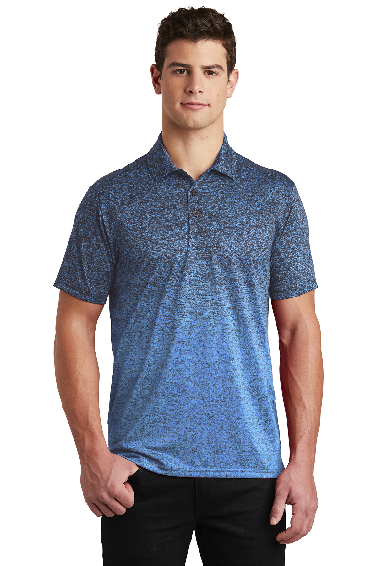 Sport Tek St671 Men S Ombre Heather Polo 19 12 Men S Sport Shirts Shop our range of men's polo shirts online at jd sports ✓ express delivery available ✓buy now, pay bringin' you stepped up, everyday style, our range of men's polo shirts keeps your look classic. sport tek st671 men s ombre heather polo 19 12 men s sport shirts