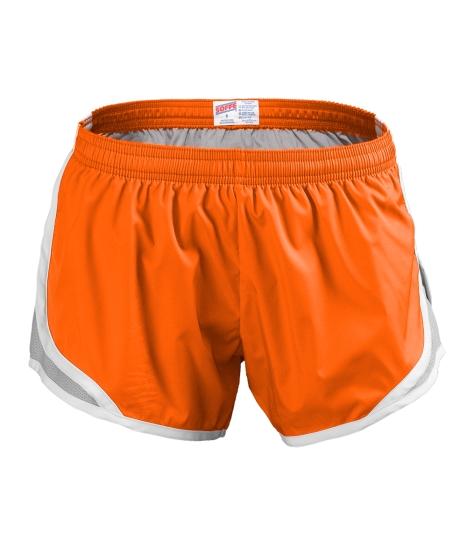 click to view Orange/Silver