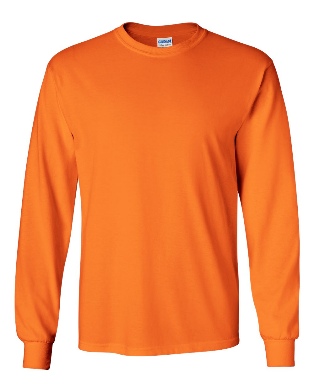 click to view Safety Orange(50/50)