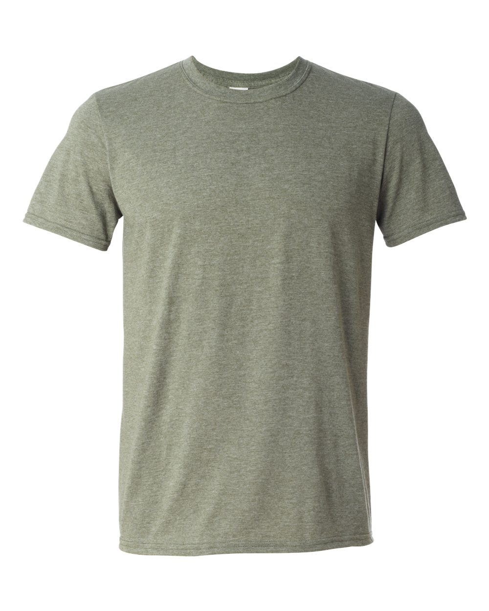 click to view Heather Military Green