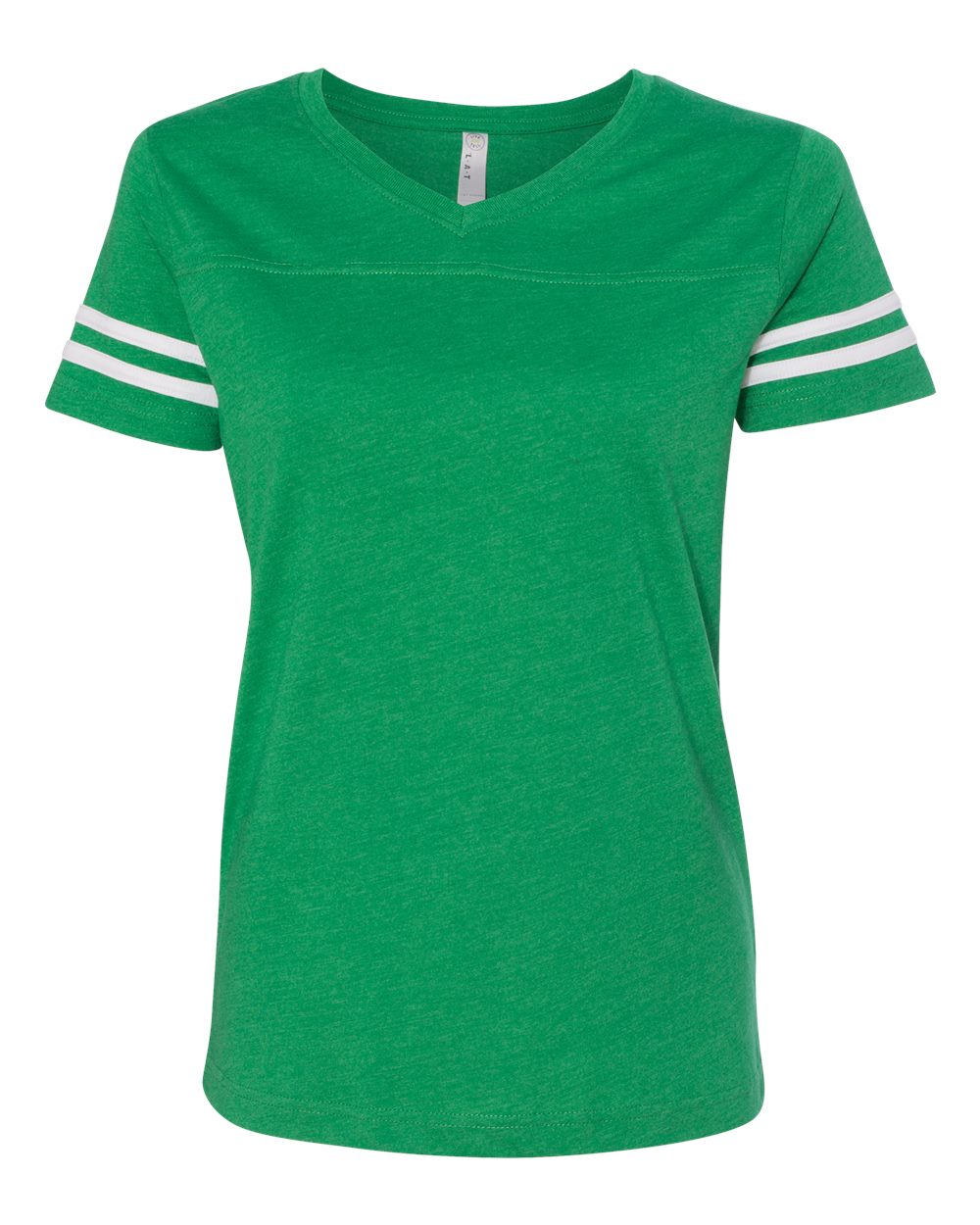 click to view Vintage Green/White