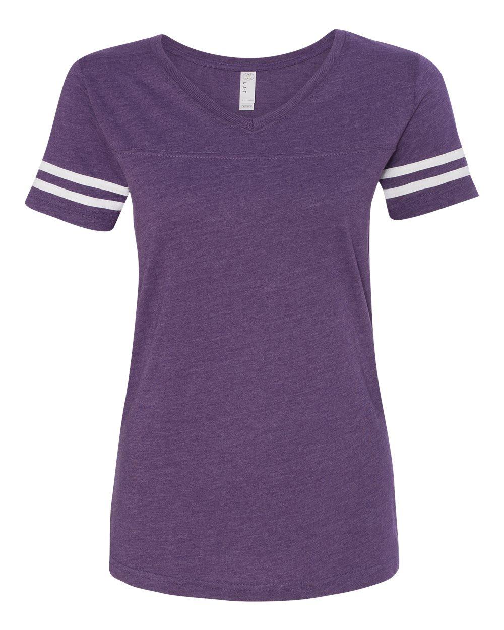 click to view Vintage Purple/White