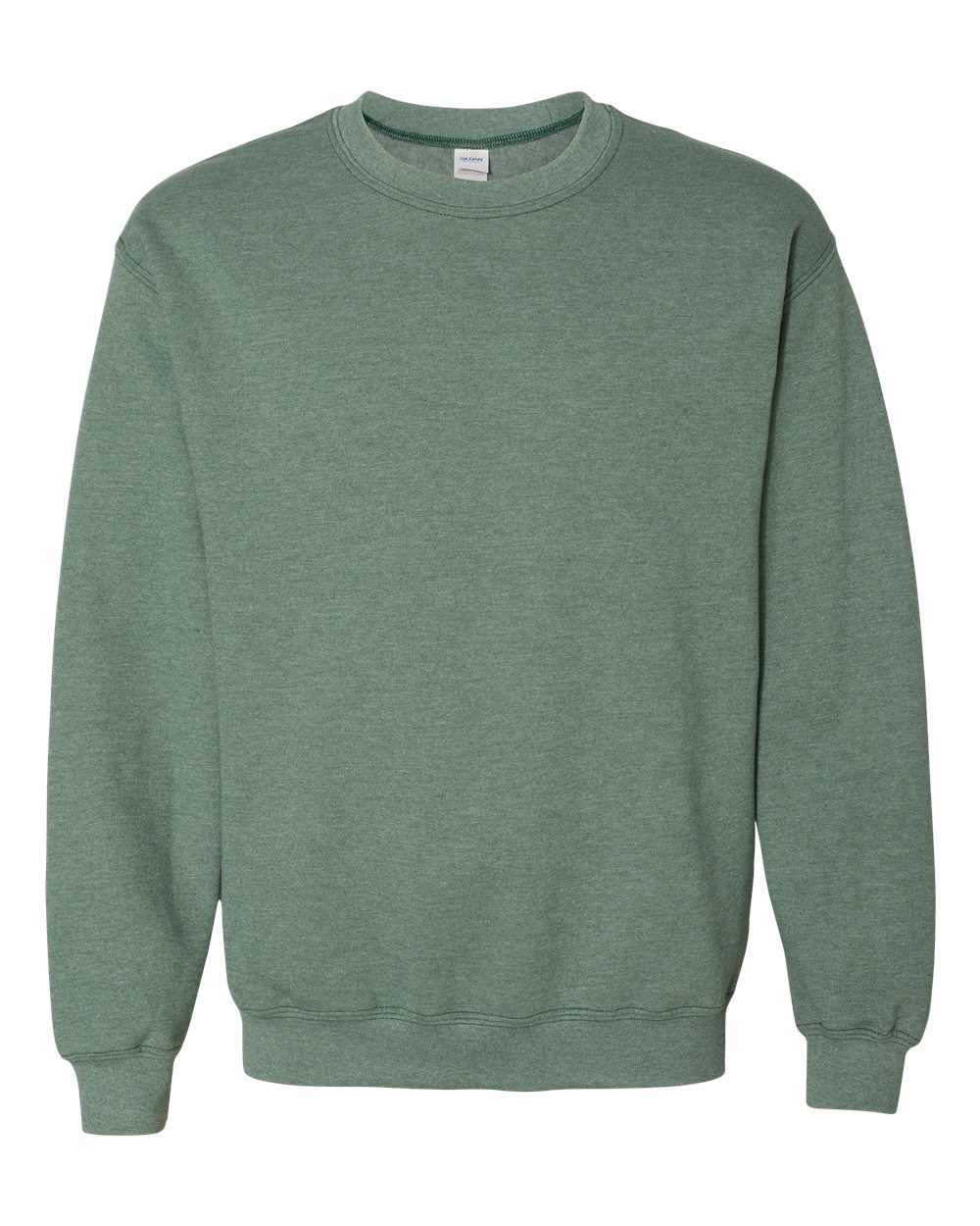 click to view Heather Sport Dark Green