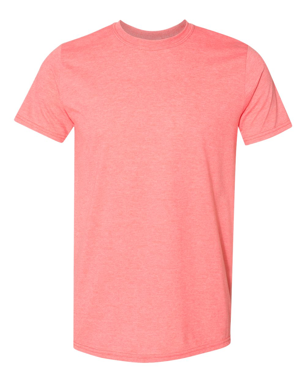 click to view Heather Coral Silk