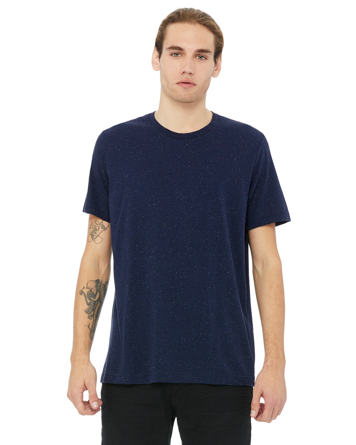 click to view Navy Speckled