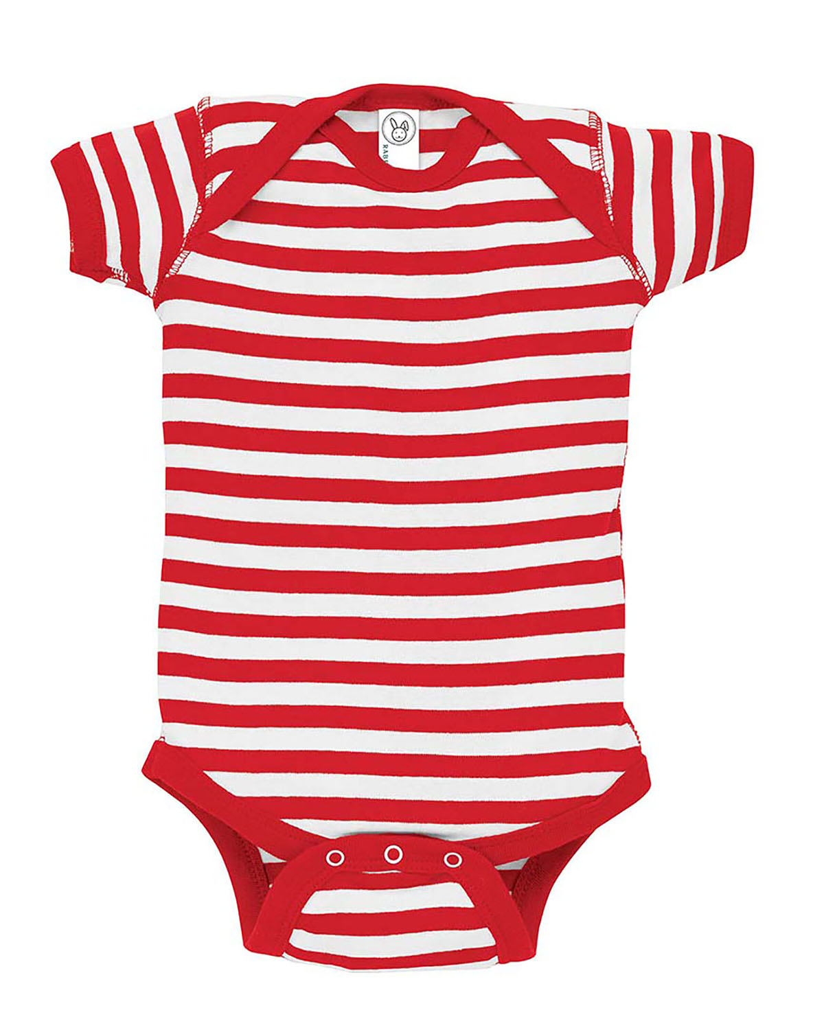 click to view Red/ Wht Stripe