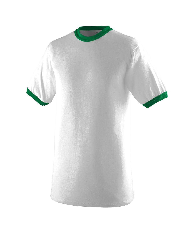 click to view White/Kelly