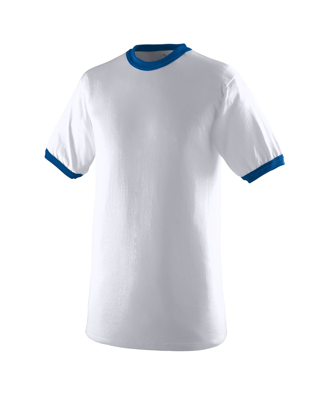 click to view White/Royal