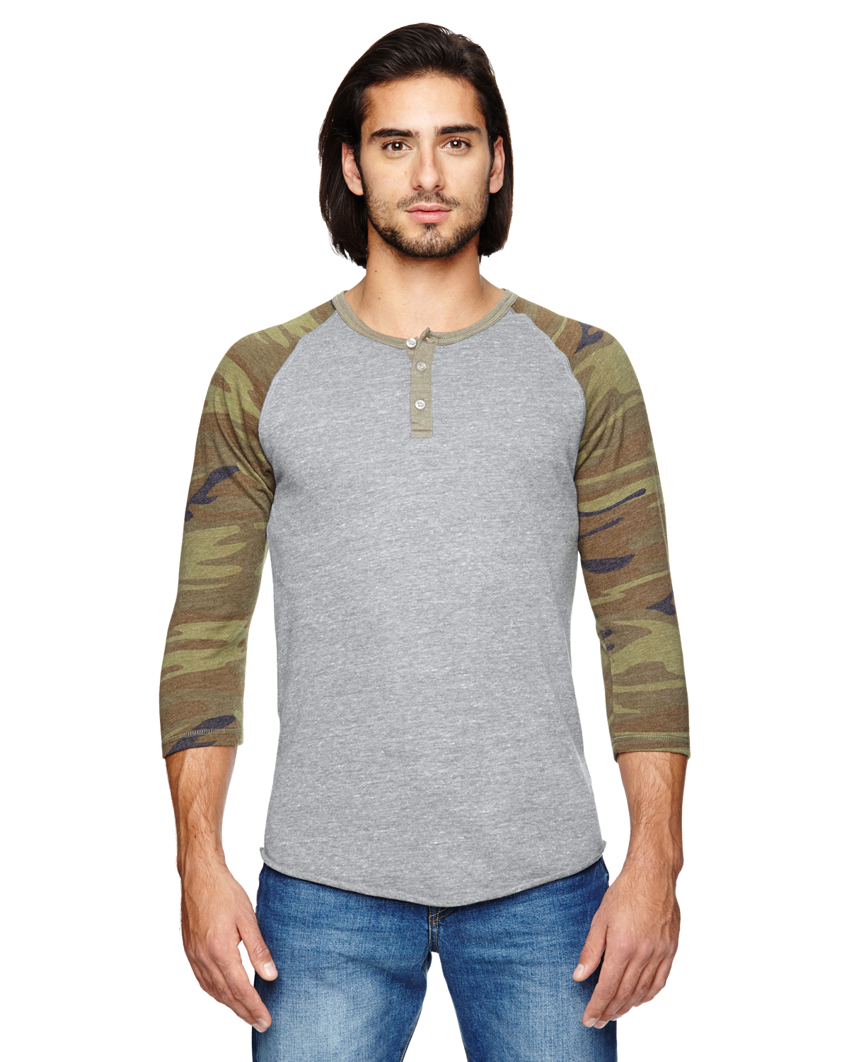 click to view Eco Grey/Camo