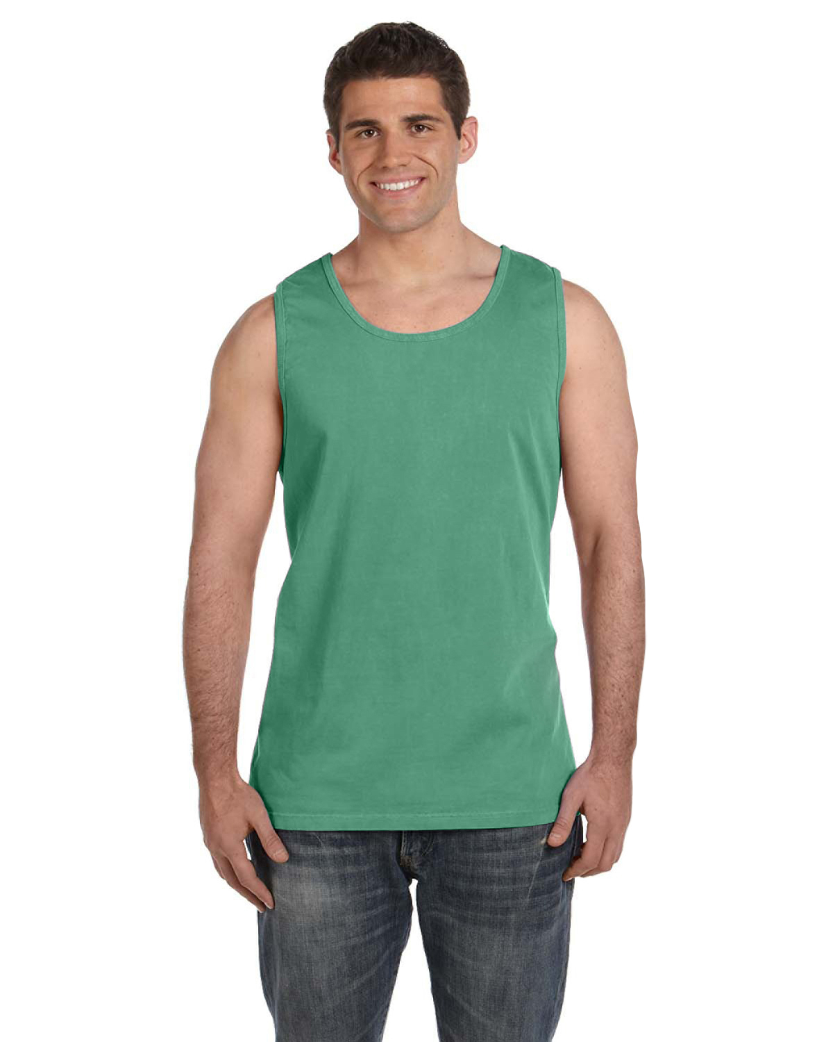 click to view Island Green