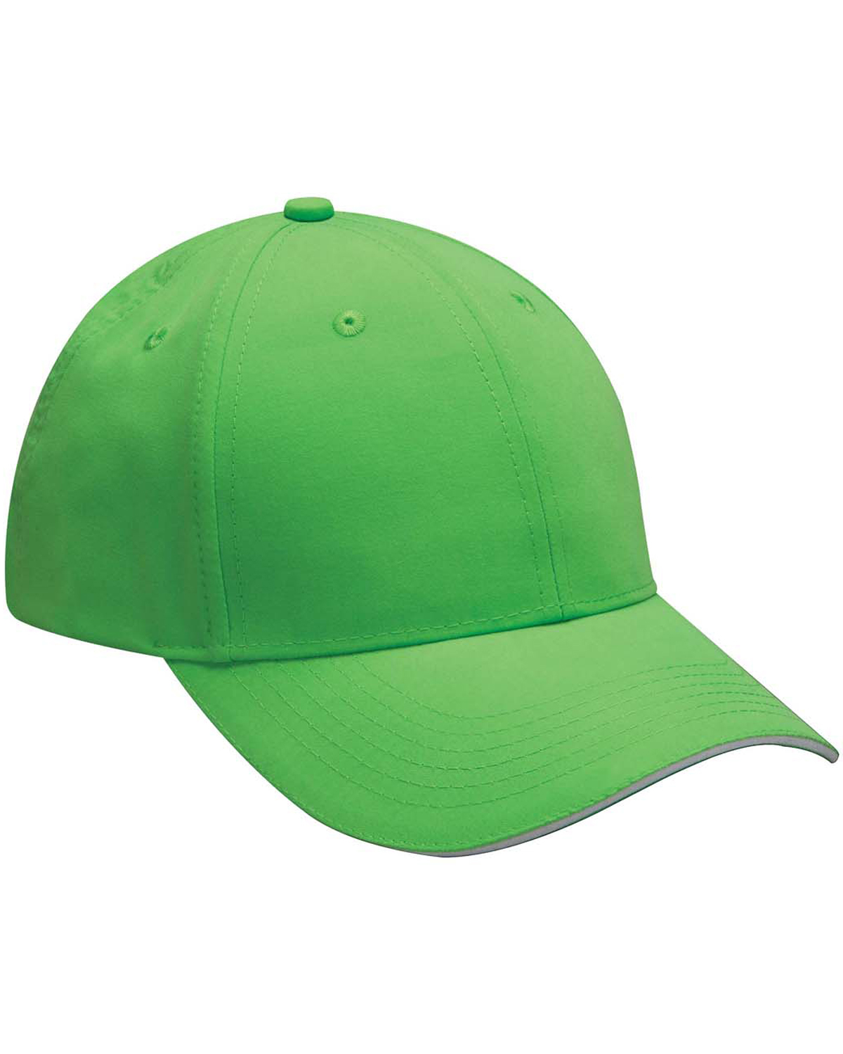click to view NEON GREEN/WHT
