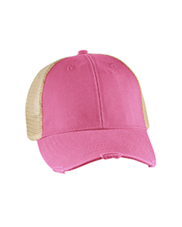 click to view Neon Pink/Tan