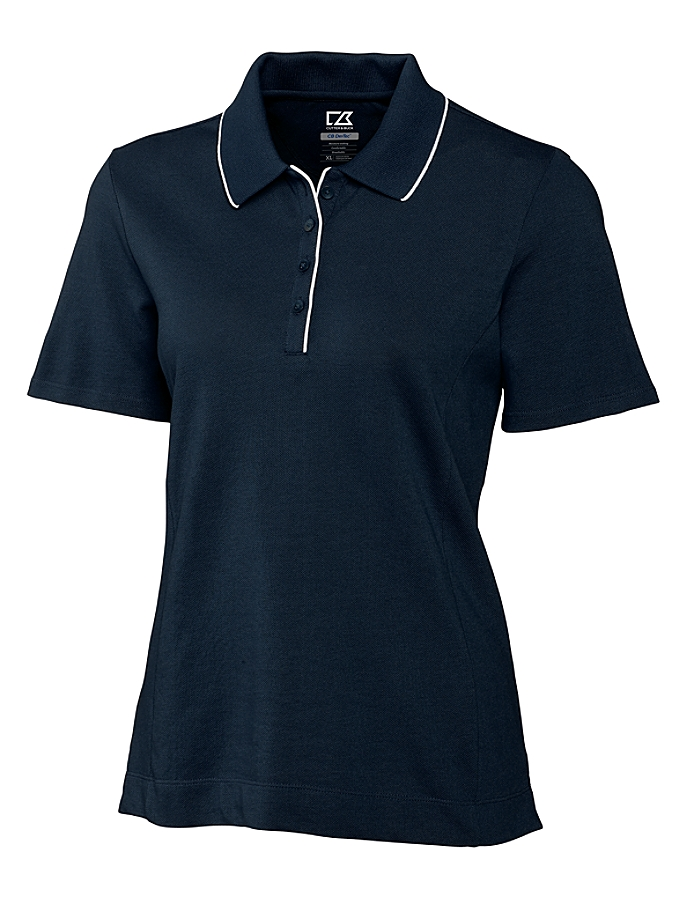 click to view Navy Blue/White