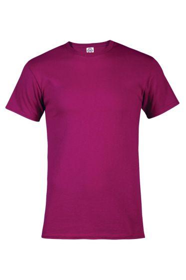 fb63eedb1f Delta Apparel 11730 - Pro Weight T-shirt 5.2 oz - Berry