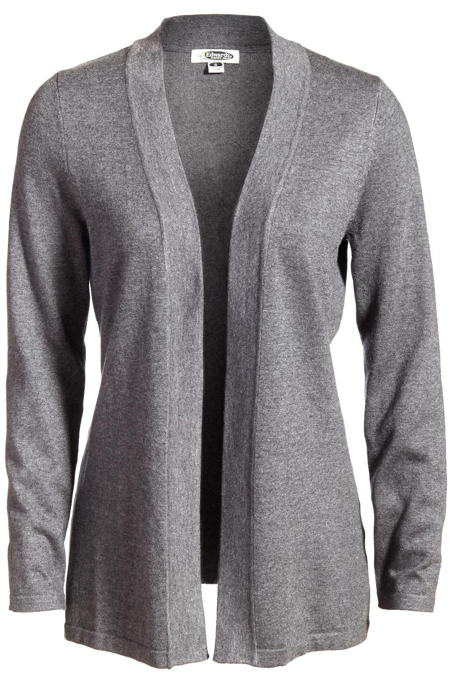 b28542cee7 Edwards Garment 7056 - Women s Open Front Cardigan  31.92 - Sweater