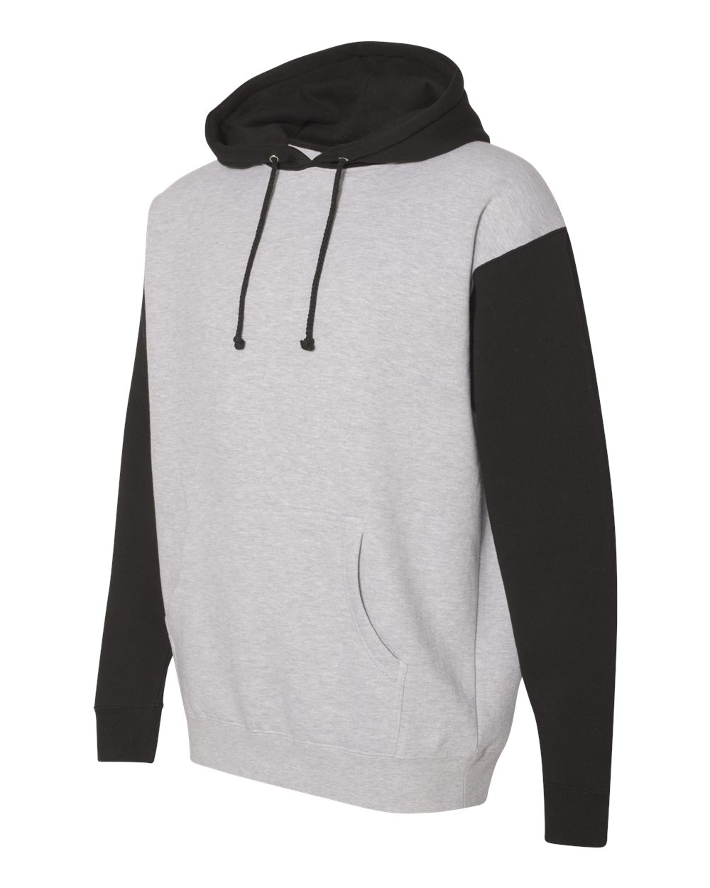 click to view Grey Heather Black