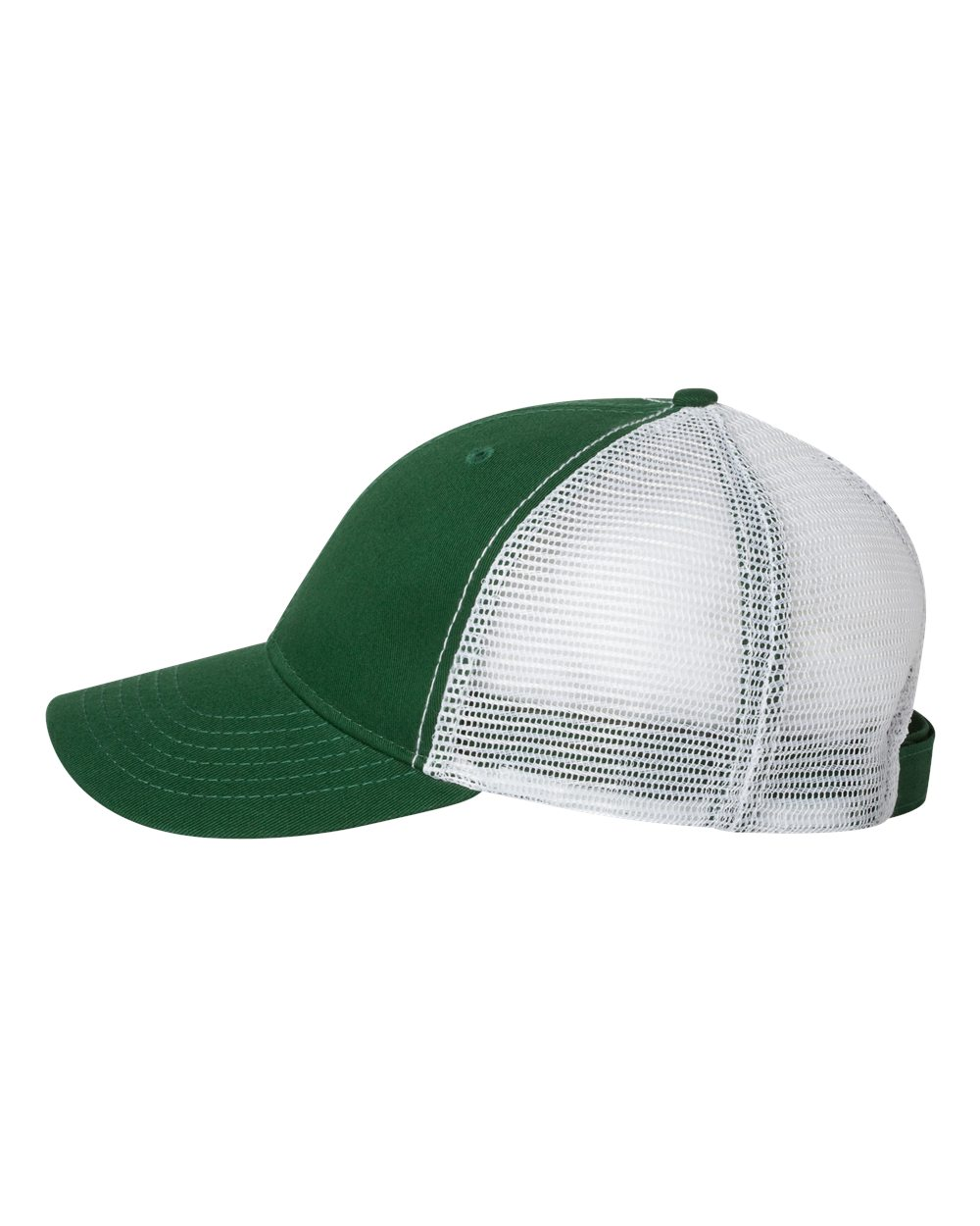 click to view Dark Green/White