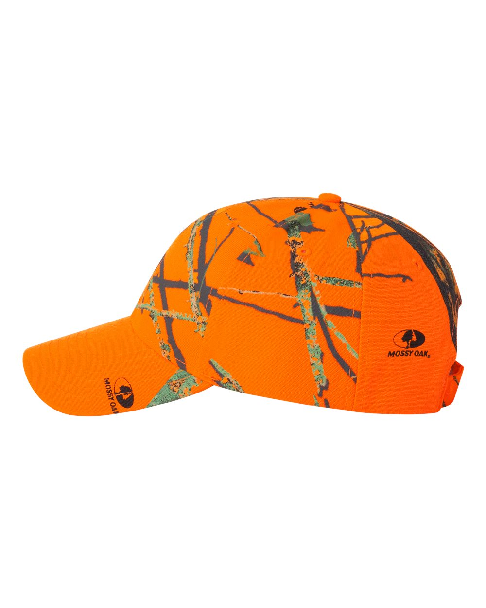 click to view Mossy Oak Break-Up Blaze Orange