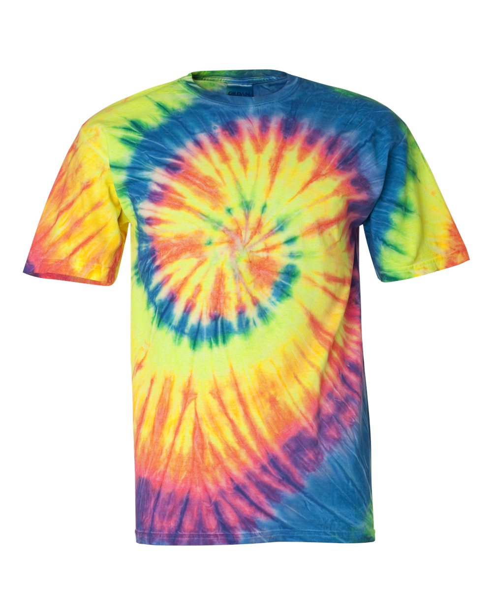 click to view Florescent Rainbow Swirl