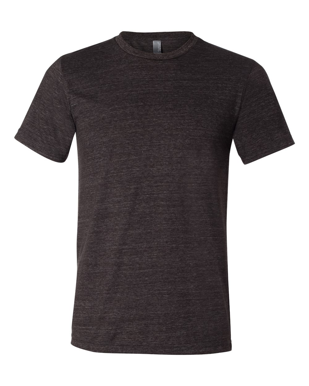click to view Charcoal-Black Triblend