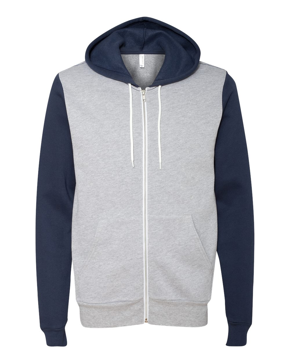 click to view Athletic Heather/ Navy