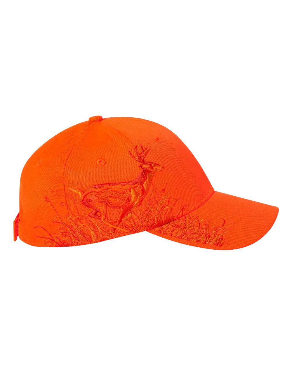 click to view Blaze Orange-Buck