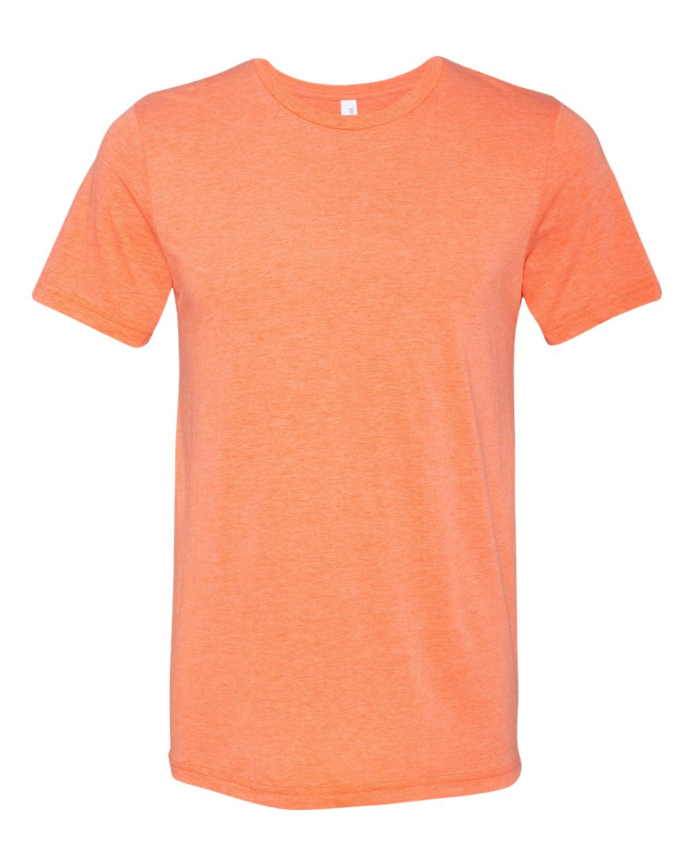 click to view Orange Triblend