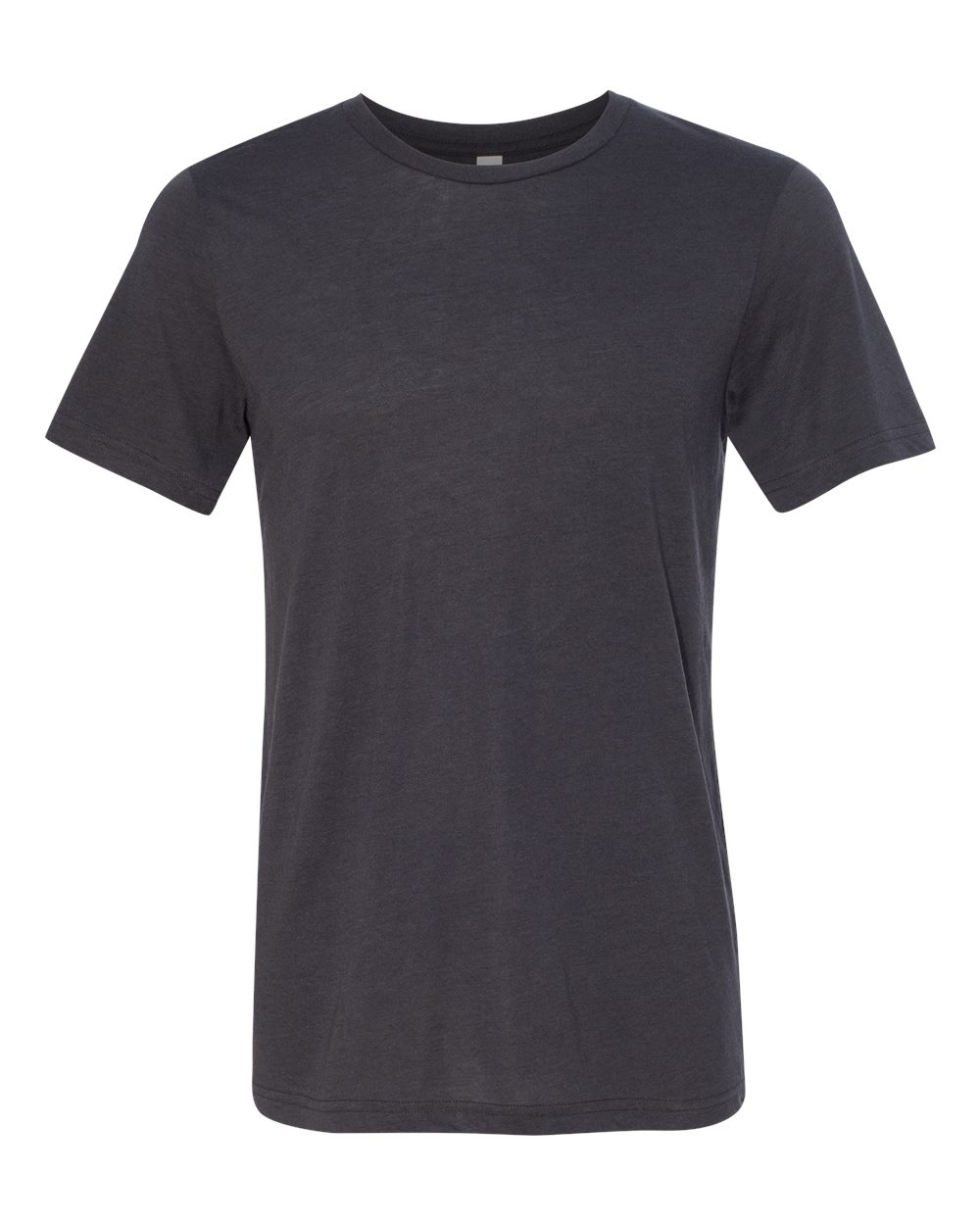 click to view Solid Dark Grey Triblend