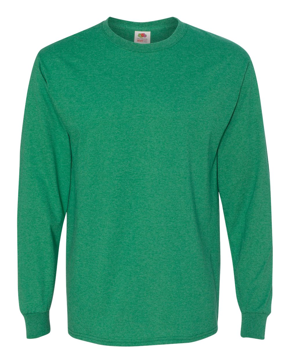 click to view Retro Heather Green