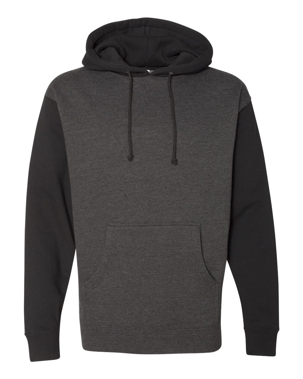 click to view Charcoal Heather/ Black