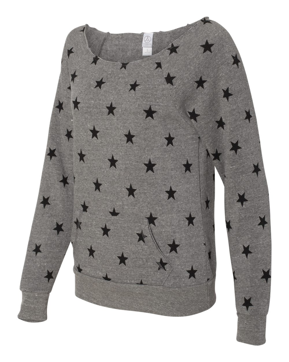 click to view Eco Grey Stars