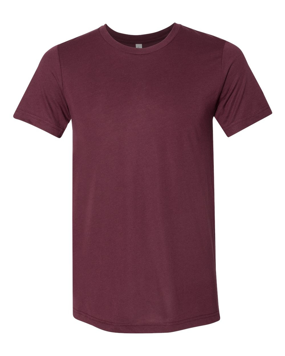 click to view Solid Maroon Triblend