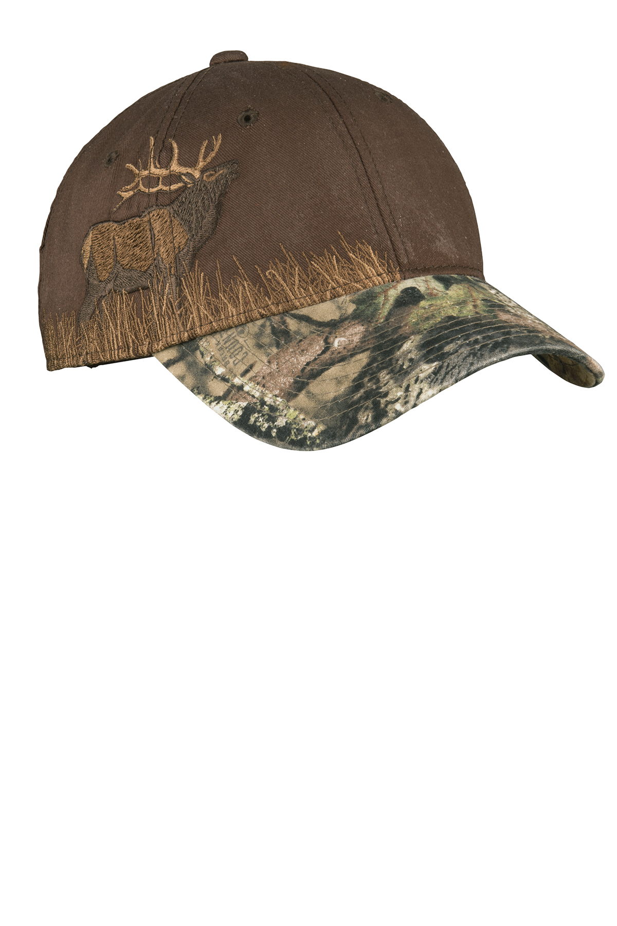 click to view Mossy Oak Infinity/Chocolate/Elk