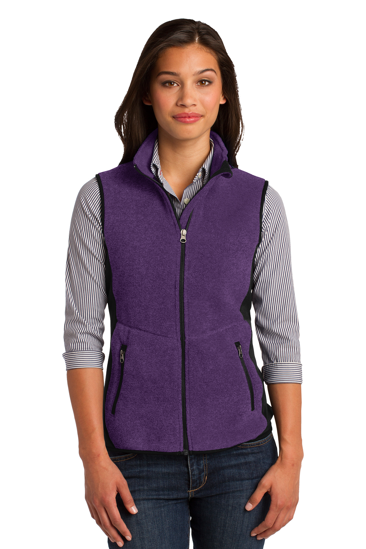 click to view Purple Heather/ Black
