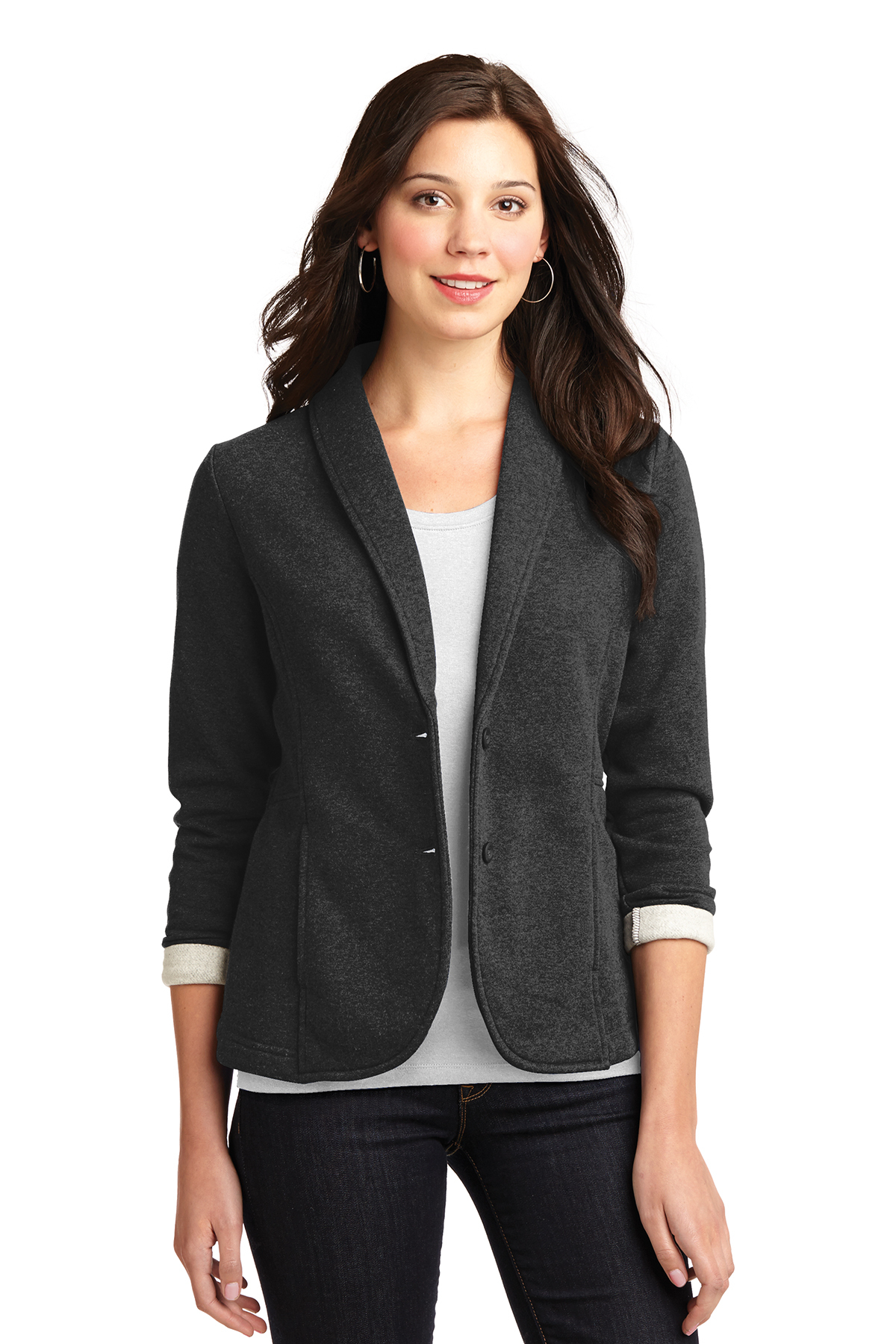 click to view Dark Charcoal Heather
