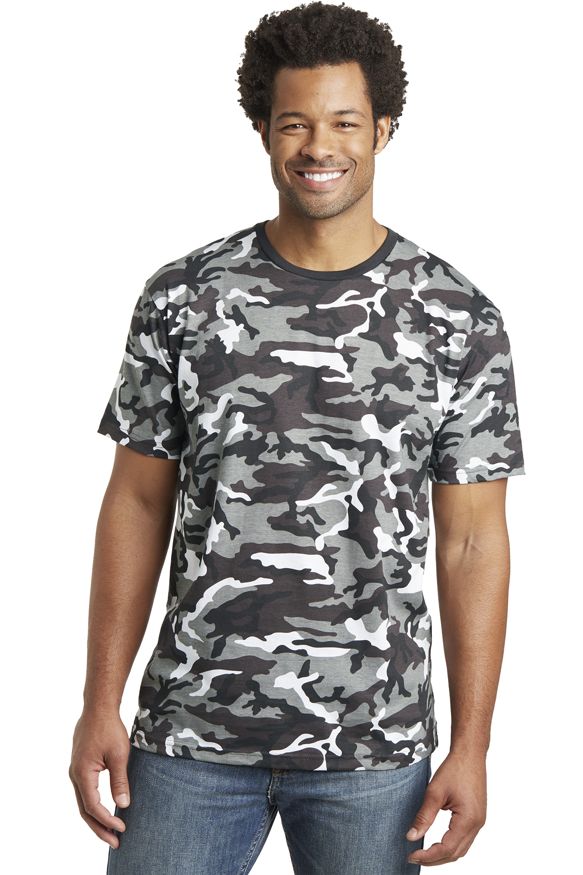 click to view Winter Camo
