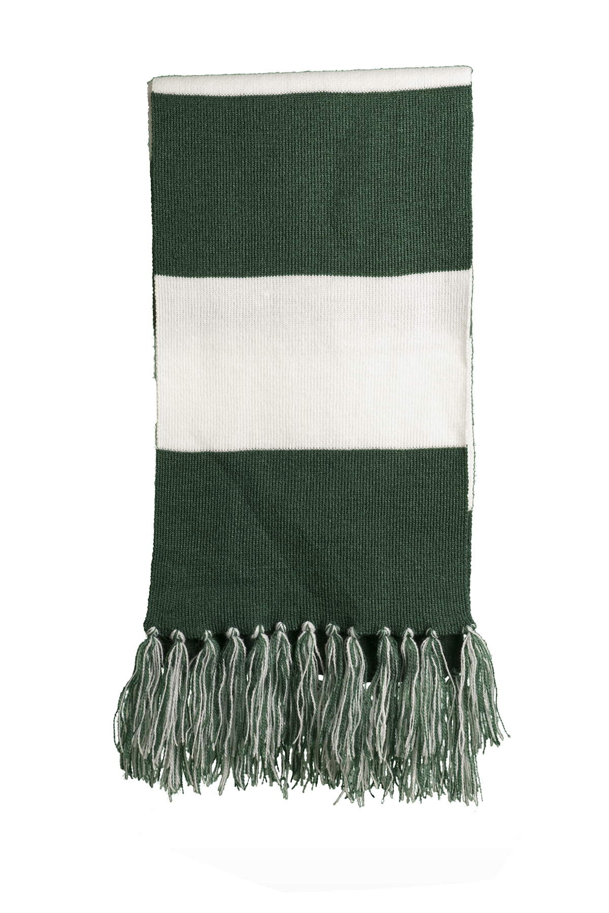 click to view Forest Green/White